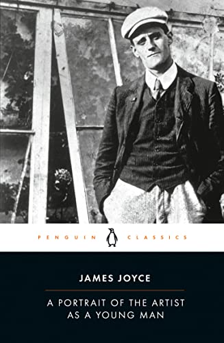 A Portrait of the Artist as a: James Joyce (author),