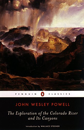 9780142437520: The Exploration of the Colorado River and Its Canyons (Penguin Classics) [Idioma Inglés]
