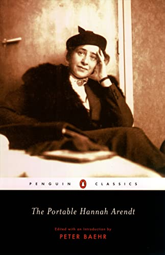 9780142437568: The Portable Hannah Arendt