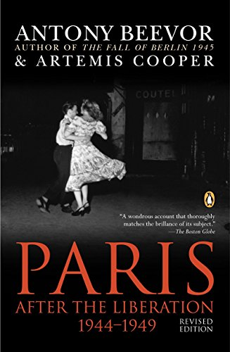 9780142437926: Paris: After the Liberation 1944-1949