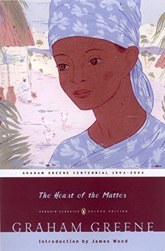 9780142437995: The Heart Of The Matter (Penguin Classics)
