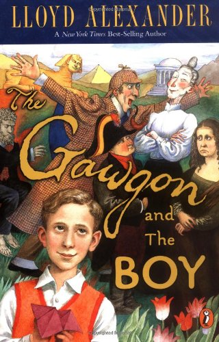 9780142500002: The Gawgon and the Boy