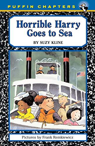 9780142500026: Horrible Harry Goes to Sea