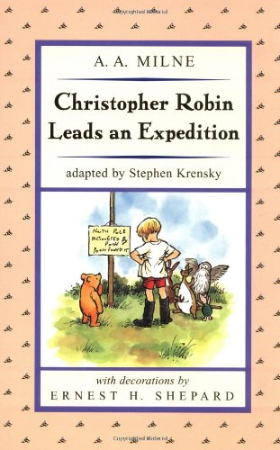 9780142500071: Christopher Robin Leads an Expedition (Puffin Easy-To-Read) (Puffin Easy-To-Read - Level 2)