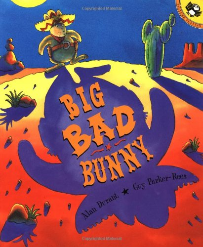 9780142500156: Big Bad Bunny (Picture Puffin Books)