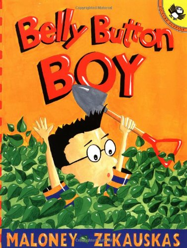 9780142500170: Belly Button Boy (Picture Puffins)