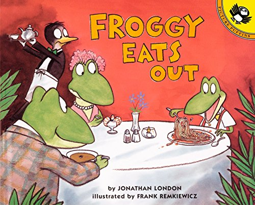 9780142500613: Froggy Eats Out
