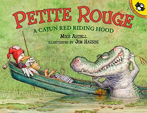 9780142500705: Petite Rouge: A Cajun Red Riding Hood (Picture Puffin Books)