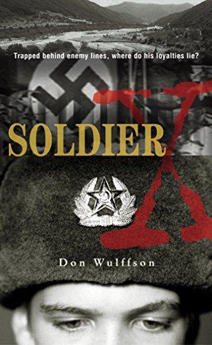 9780142500736: Soldier X