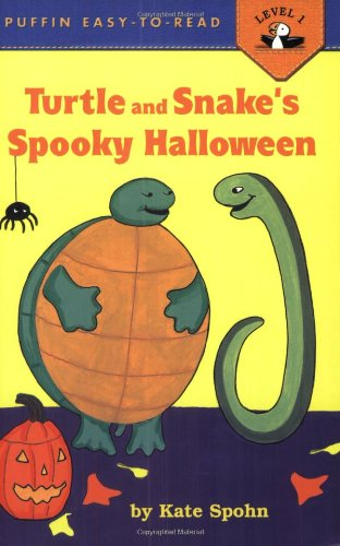 9780142500781: Turtle and Snake's Spooky Halloween (Easy-to-Read, Puffin)
