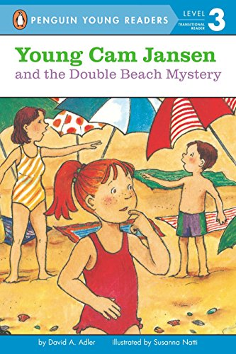 Young Cam Jansen and the Double Beach Mystery: David A. Adler