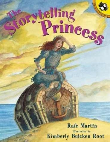 9780142500859: The Storytelling Princess (Picture Puffins)