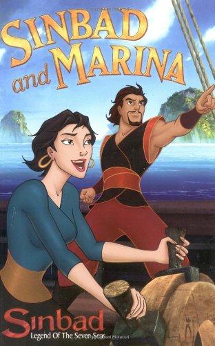 9780142501054: Sinbad and Marina Chapter Book (Sinbad: Legend of the Seven Seas)