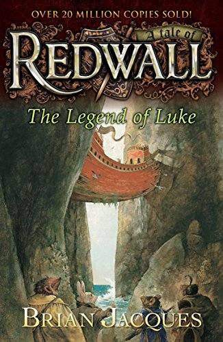 9780142501092: The Legend of Luke (Redwall)