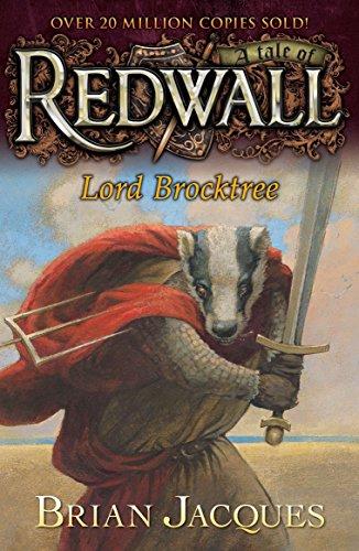 9780142501108: Lord Brocktree: A Tale from Redwall