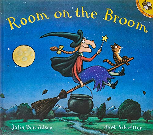 9780142501122: Room on the Broom (Picture Puffins)