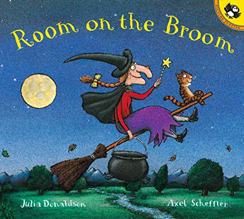 9780142501122: Room on the Broom