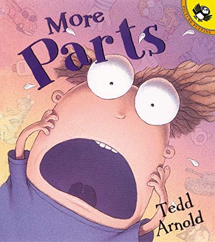 More Parts (Picture Puffin Books): Arnold, Tedd