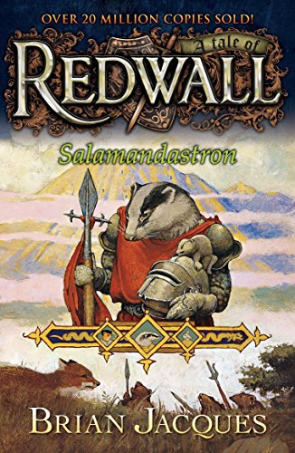 9780142501528: Salamandastron (Redwall)