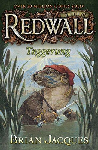 9780142501542: Taggerung (Redwall, Book 14)