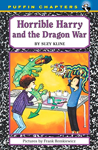 Horrible Harry and the Dragon War: Kline, Suzy
