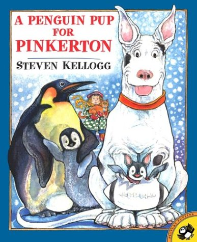 9780142501702: A Penguin Pup for Pinkerton (Picture Puffin Books)