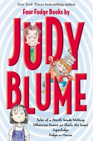 9780142501962: Four Fudge Books by Judy Blume