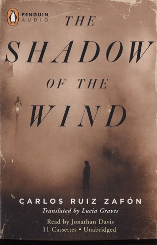 9780142800799: Shadow of the Wind - UNABRIDGED