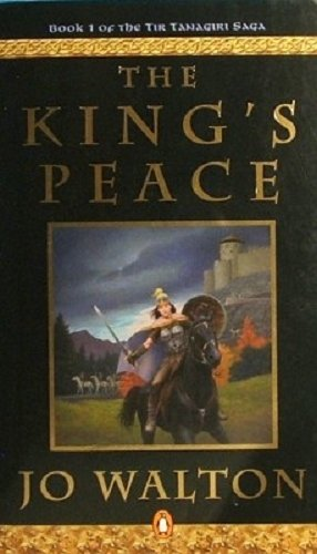 9780143000525: The King's Peace