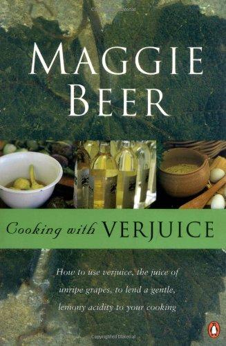 Cooking with Verjuice: Maggie Beer