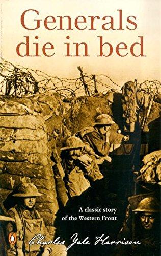 9780143001553: Generals Die In Bed