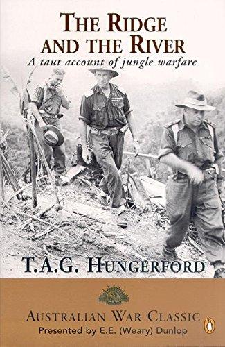 9780143001744: Ridge And The River: A Taut Account Of Jungle Warfare