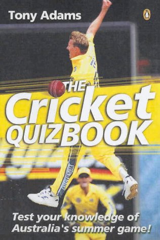 9780143001881: The Cricket Quiz Book