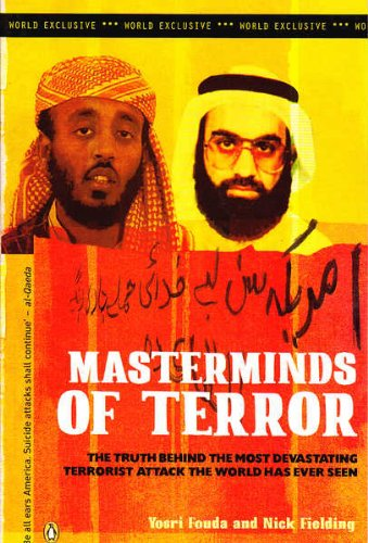 9780143001966: Masterminds of Terror : The Truth Behind the Most Devastating Terrorist Attack the World Has Ever Seen