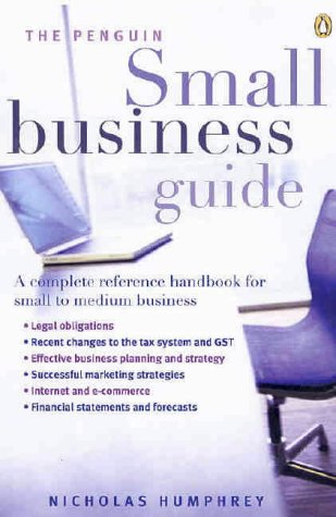9780143002109: The Penguin Small Business Guide