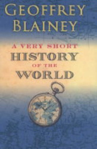 9780143002321: A Very Short History of the World