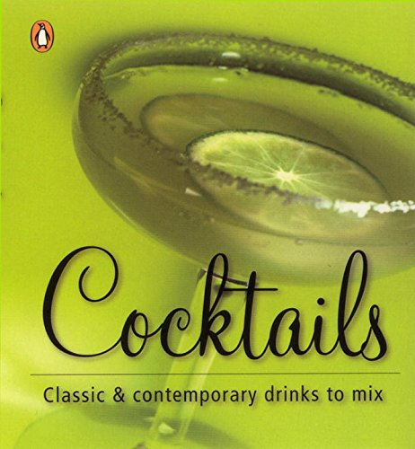 9780143002550: Cocktails: Classic & contemporary drinks to mix