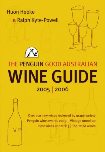 9780143002734: The Penguin Good Australian Wine Guide 2006