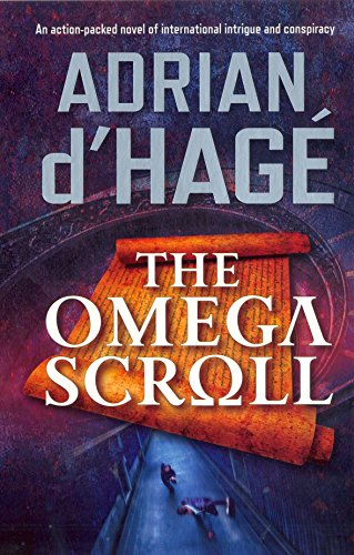 9780143003236: The Omega Scroll