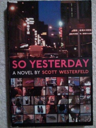 9780143003267: So Yesterday