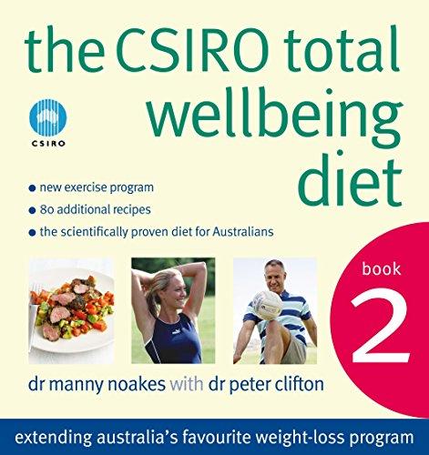 9780143005001: CSIRO Total Wellbeing Diet Book 2