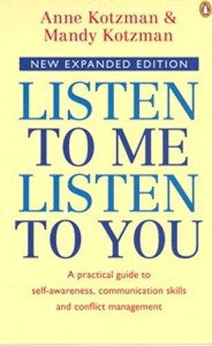 Listen to Me, Listen to You: A: Anne Kotzman; Mandy