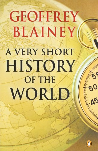 9780143005599: A Very Short History Of The World