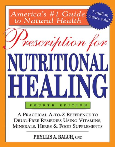 9780143005964: Prescription for Nutritional Healing