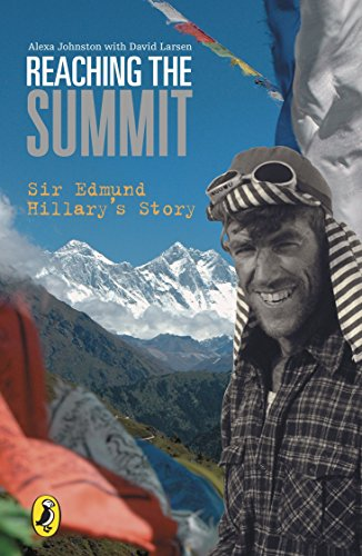 9780143006664: Reaching the Summit: Sir Edmund Hillary's Story