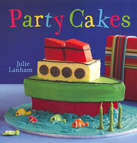 9780143008149: Party Cakes
