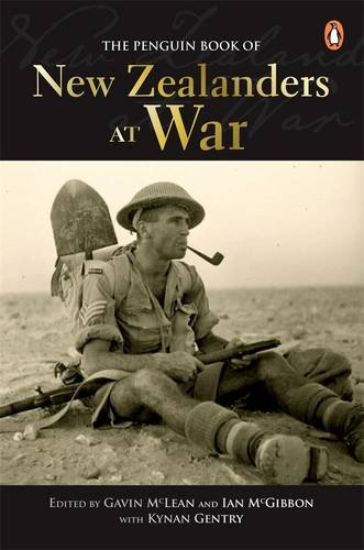 9780143008439: The Penguin Book of New Zealanders at War