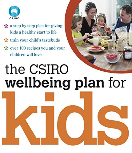 9780143008743: The CSIRO Wellbeing Plan for Kids
