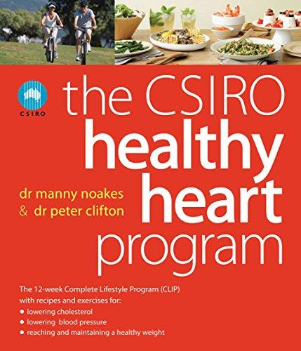 9780143009047: The CSIRO Healthy Heart Plan