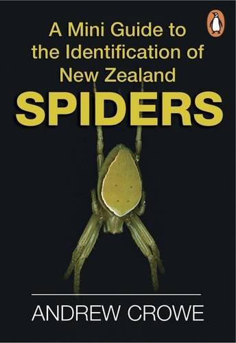 9780143009269: A Mini Guide to the Identification of New Zealand Spiders